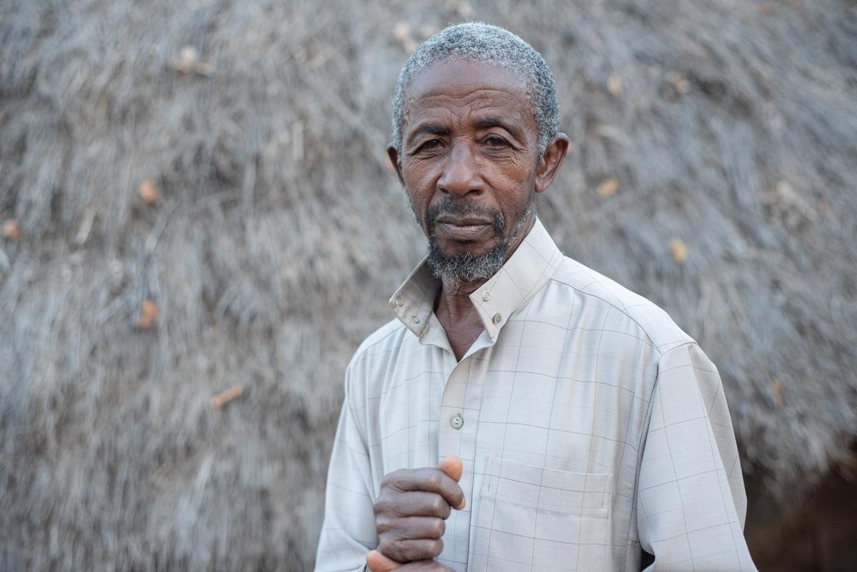 Zakenman in Ndeylo