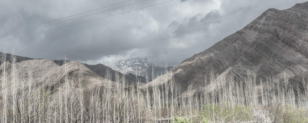 In de omgeving van Kerman