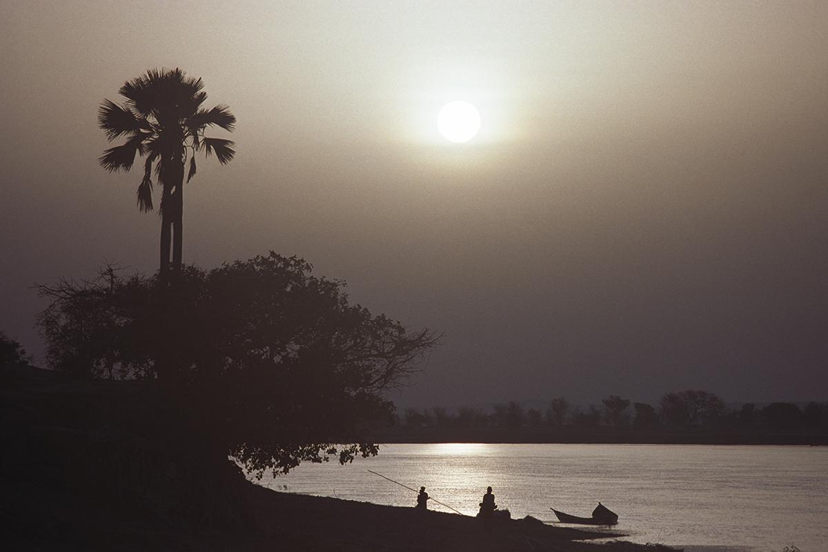 Met de boot van Djenné naar Mopti