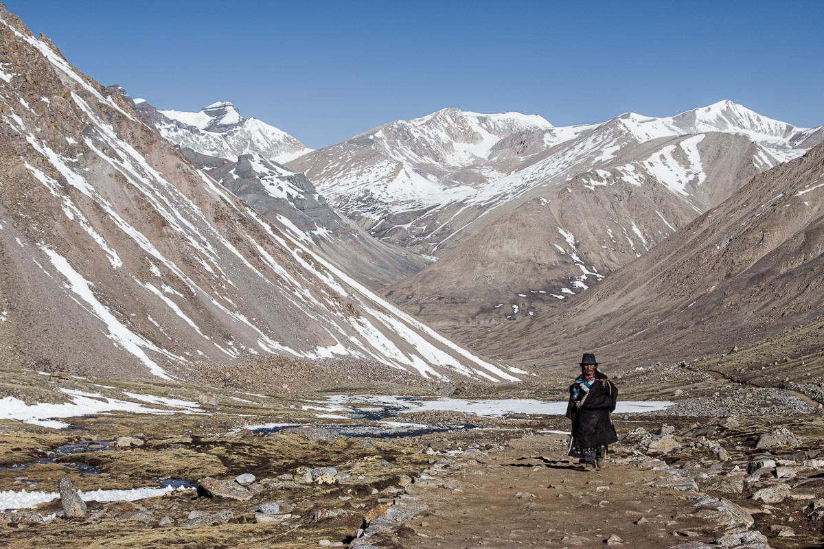 Pelgrimstocht rond Mount Kailash