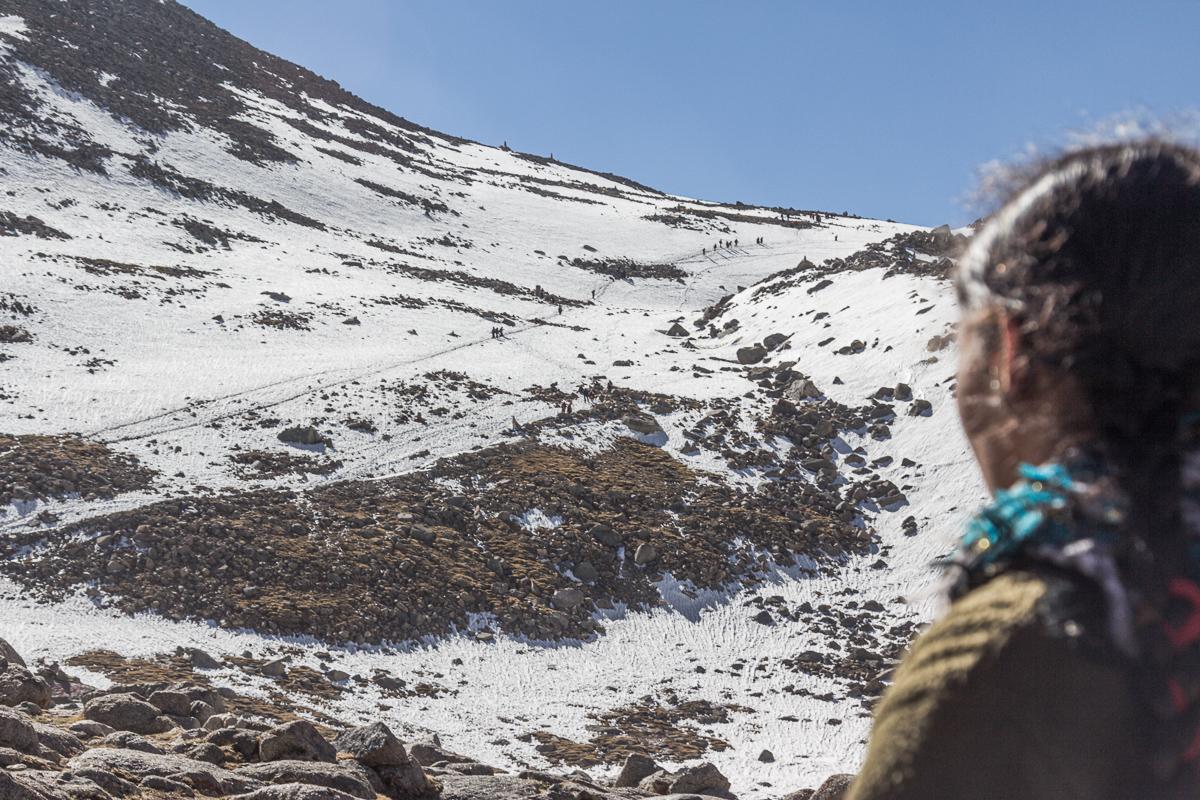 Op naar de hoogste pas van Mount Kailash