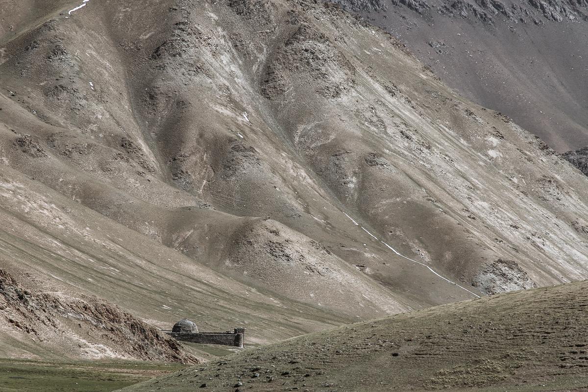 Reizen door Kirgistan