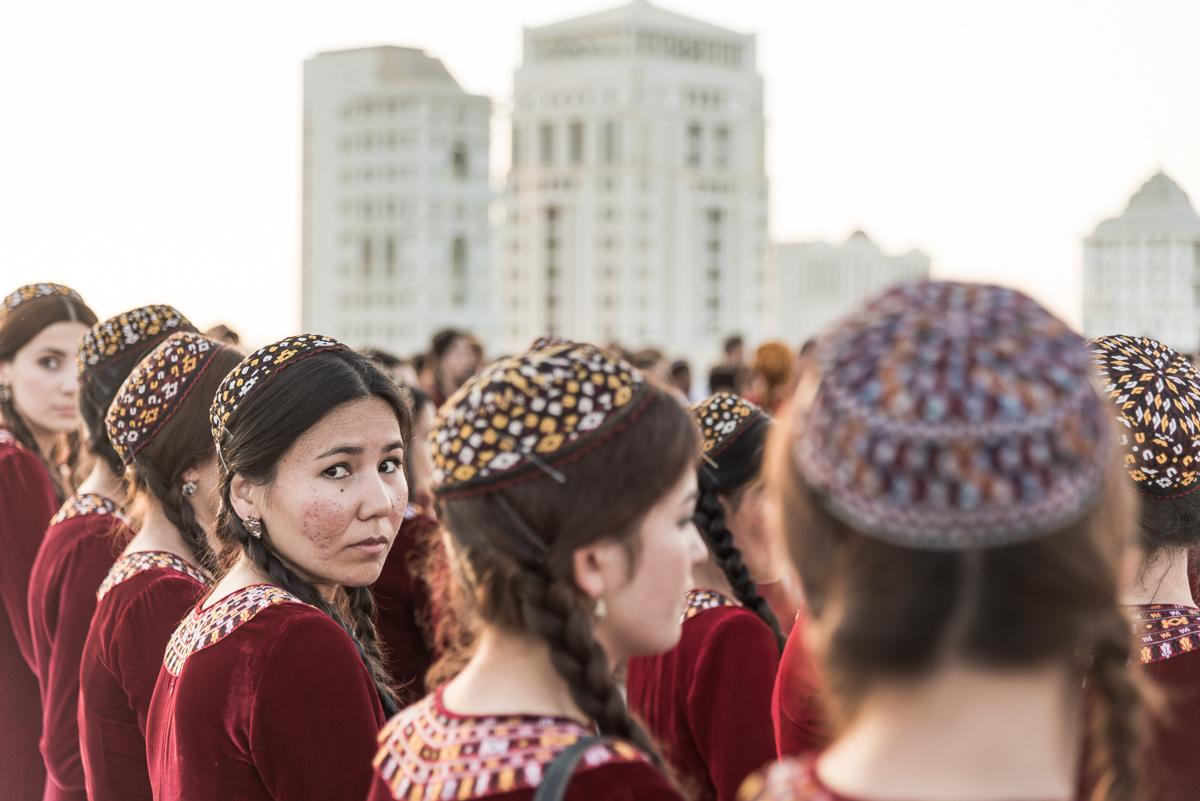 Reizen door Turkmenistan